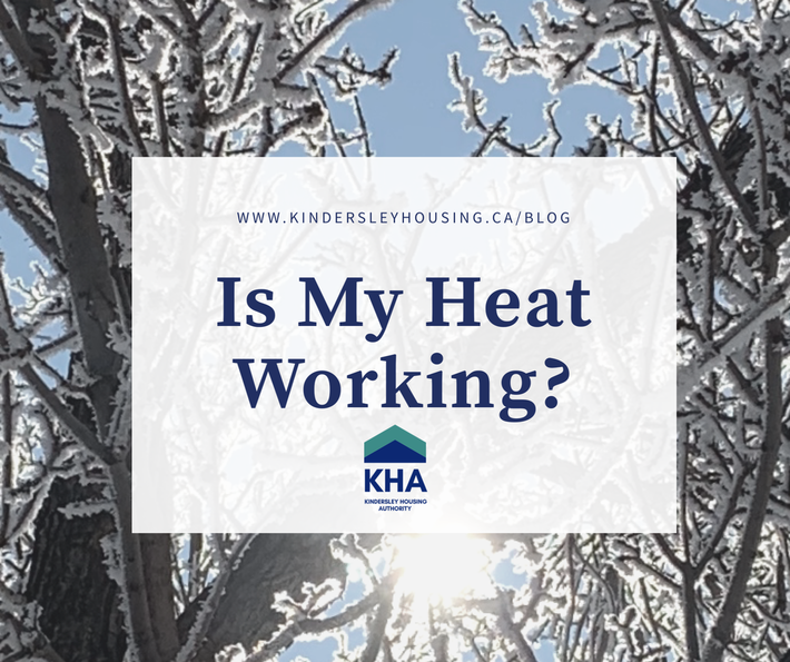 How to Tell if your heat is working