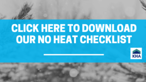 No Heat Checklist